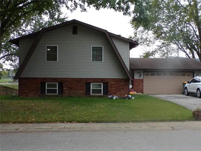 335 Agnes Court, O'Fallon, IL 62269 (#21076076) :: RE/MAX Professional Realty