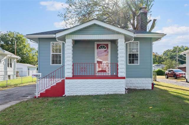 852 N 83rd, East St Louis, IL 62203 (#21076085) :: RE/MAX Professional Realty