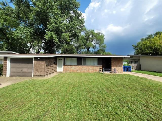 820 Loyola, Florissant, MO 63031 (#21076105) :: Kelly Hager Group | TdD Premier Real Estate