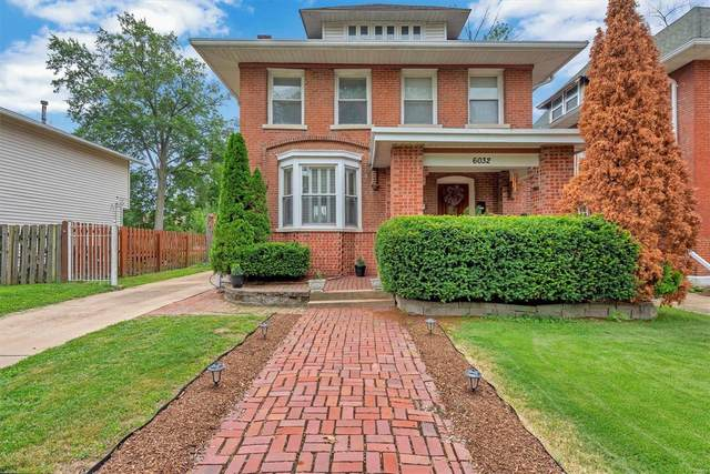 6032 Clemens Ave, St Louis, MO 63112 (#21076129) :: Jeremy Schneider Real Estate
