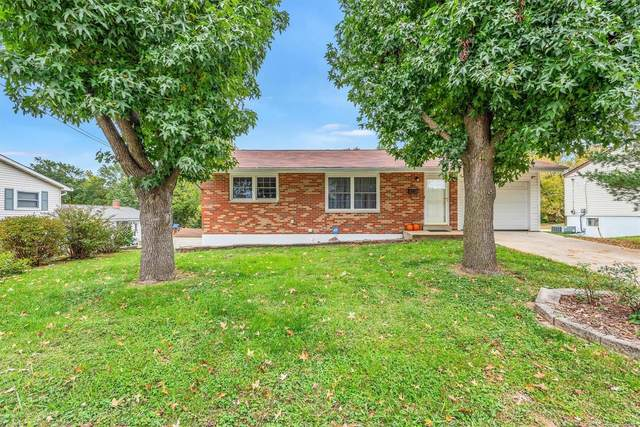 424 Crestview Drive, Union, MO 63084 (#21076132) :: The Becky O'Neill Power Home Selling Team