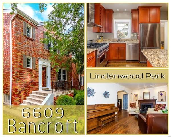 6609 Bancroft Avenue, St Louis, MO 63109 (#21076134) :: Krista Hartmann Home Team