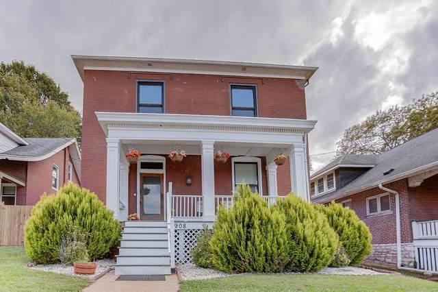 908 E Main, Belleville, IL 62220 (#21076148) :: Jeremy Schneider Real Estate