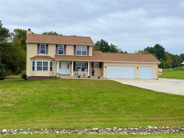 60 Westmier, Troy, MO 63379 (#21076166) :: Mid Rivers Homes