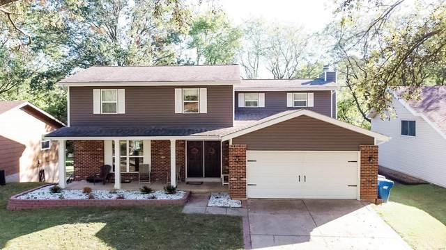 2312 Cedar Lake Drive, Maryland Heights, MO 63043 (#21076171) :: Mid Rivers Homes