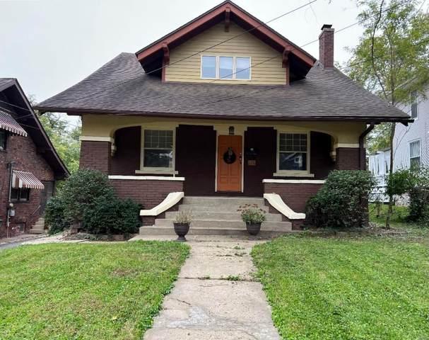 678 E Vandalia Street, Edwardsville, IL 62025 (#21076177) :: Century 21 Advantage
