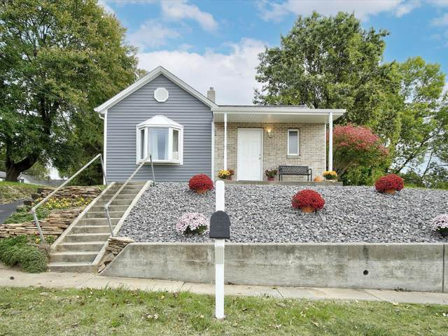 6118 W Main Street, Maryville, IL 62062 (#21076190) :: Parson Realty Group