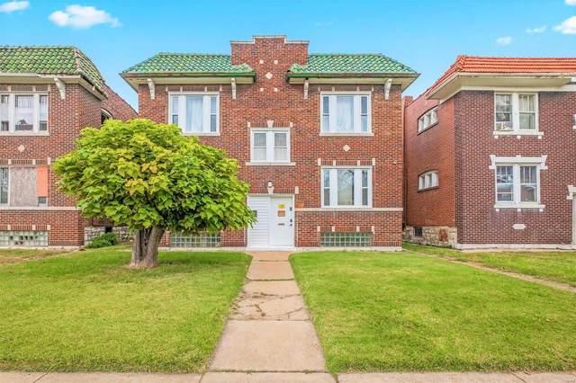 5153 Lexington Avenue, St Louis, MO 63115 (#21076192) :: Finest Homes Network