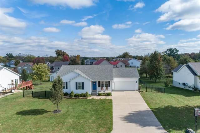 1440 Kiesha Lane, Farmington, MO 63640 (#21076203) :: Century 21 Advantage