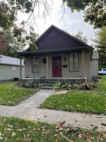 333 East Maple, Carrollton, IL 62016 (#21076204) :: Krch Realty