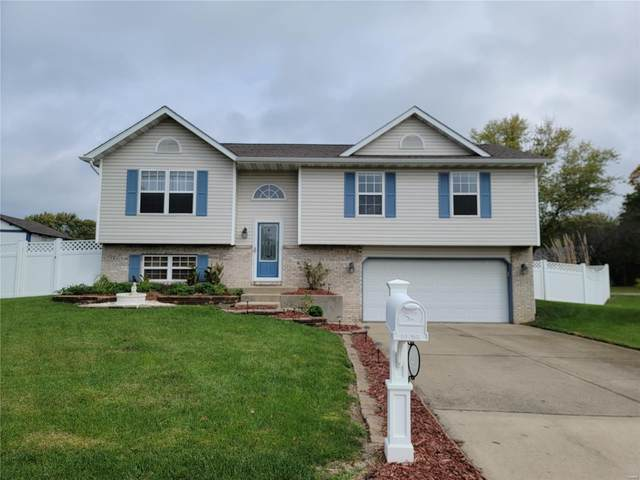 137 Ridge Drive, Maryville, IL 62062 (#21076221) :: Parson Realty Group