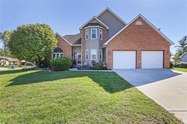 900 Robert Drive, Maryville, IL 62062 (#21076246) :: Century 21 Advantage