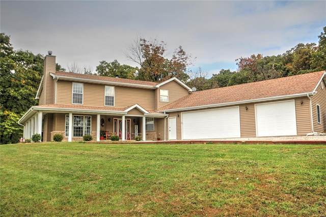 1025 Highway F, Eolia, MO 63344 (#21076254) :: Mid Rivers Homes