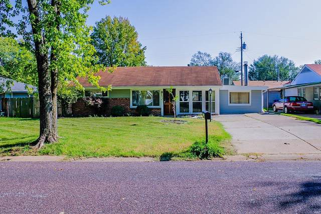 2834 Arnold Avenue, St Louis, MO 63125 (#21076262) :: Mid Rivers Homes