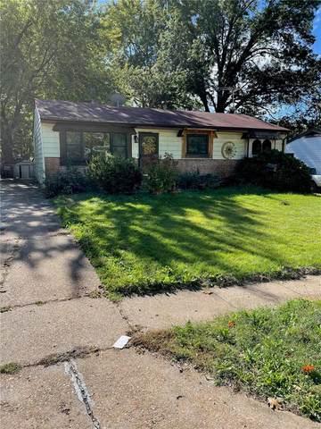 1130 Penhurst, Florissant, MO 63033 (#21076305) :: Parson Realty Group
