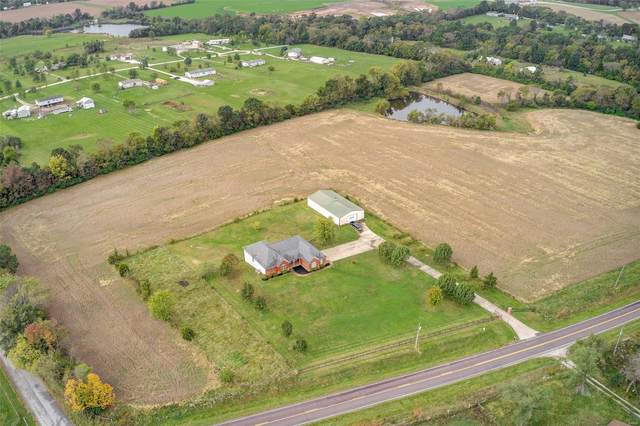 12800 State Highway M, Wright City, MO 63390 (#21076338) :: Delhougne Realty Group