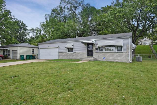 9912 Gloucester, St Louis, MO 63137 (#21076350) :: Parson Realty Group