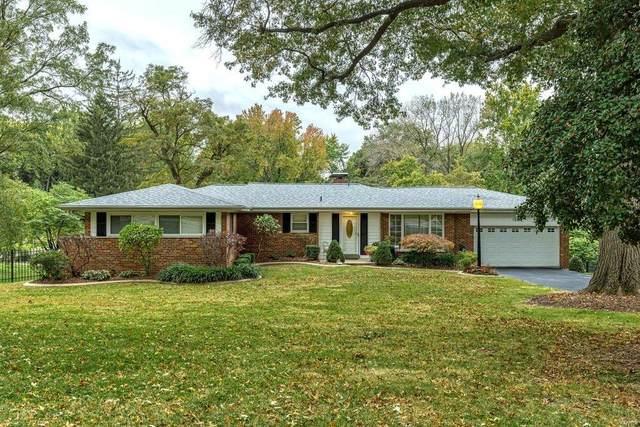1505 N Elizabeth Avenue, St Louis, MO 63135 (#21076375) :: Parson Realty Group