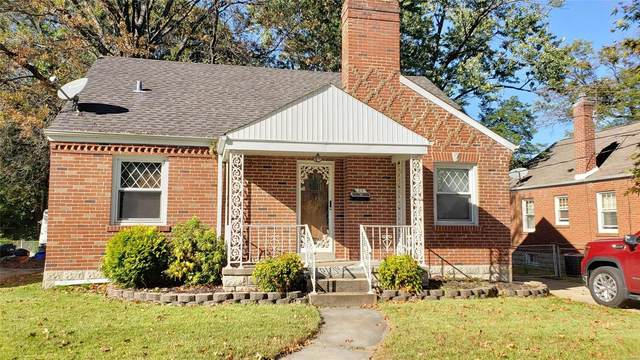 25 Patricia Avenue, St Louis, MO 63135 (#21076403) :: Parson Realty Group