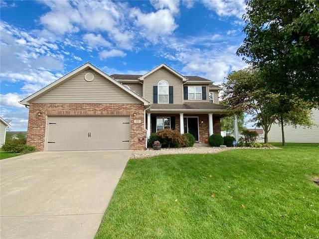 424 Fieldview Drive, Smithton, IL 62285 (#21076406) :: Parson Realty Group