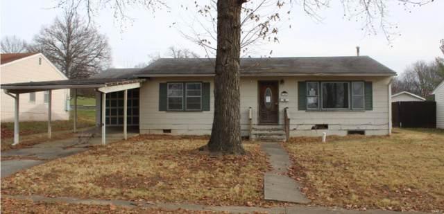 306 David Street, Elsberry, MO 63343 (#21076457) :: Mid Rivers Homes