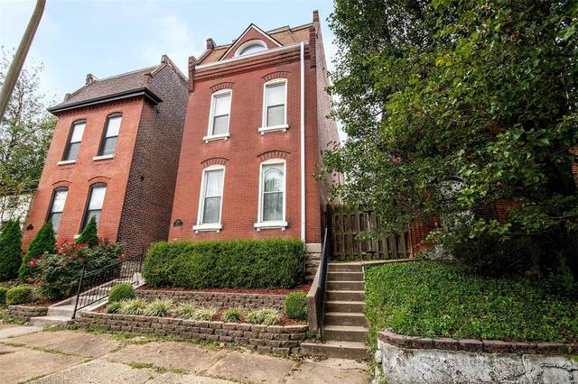 3511 Missouri Avenue, St Louis, MO 63118 (#21076479) :: Parson Realty Group