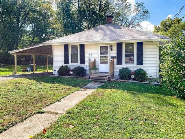 1025 Arthur, Belleville, IL 62221 (#21076480) :: Finest Homes Network