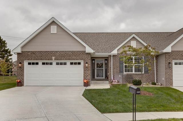 1869 Old Park Lane, Swansea, IL 62226 (#21076487) :: Mid Rivers Homes