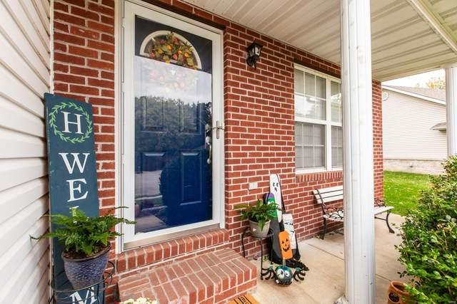 1229 Trailwood, O'Fallon, IL 62269 (#21076507) :: Mid Rivers Homes