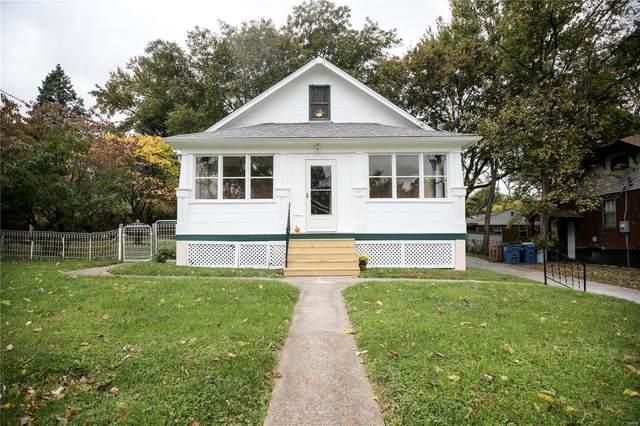 2411 Charlack Avenue, St Louis, MO 63114 (#21076533) :: Krista Hartmann Home Team