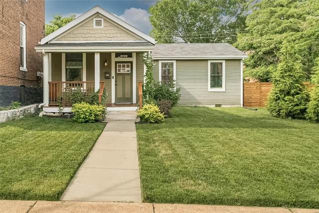 2739 Allen Avenue, St Louis, MO 63104 (#21076535) :: Finest Homes Network