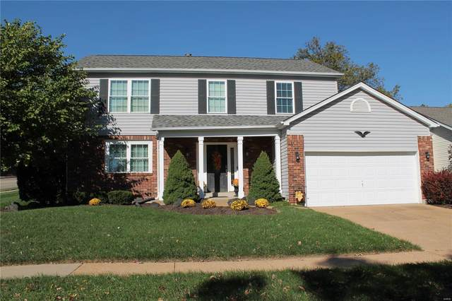 11781 Clarksdale Drive, Maryland Heights, MO 63043 (#21076536) :: Finest Homes Network
