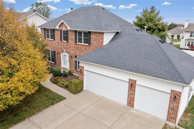 1932 Homefield Estates Drive, O'Fallon, MO 63366 (#21076539) :: Krista Hartmann Home Team