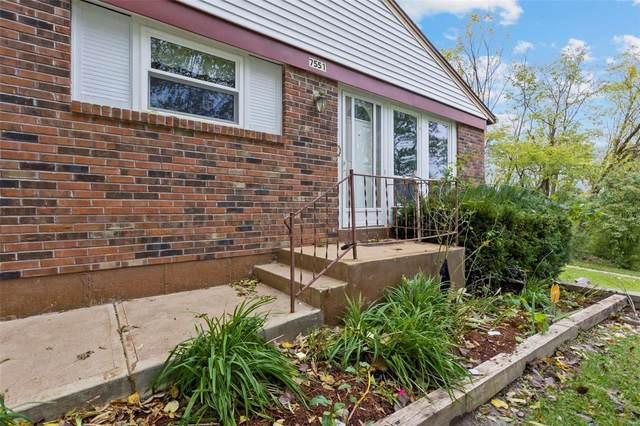 7551 Elton Street, St Louis, MO 63123 (#21076545) :: Delhougne Realty Group