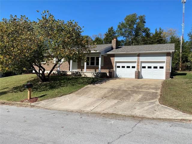 1317 Highland Drive, Rolla, MO 65401 (#21076570) :: Friend Real Estate