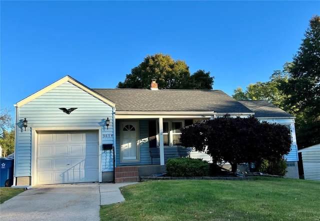 3614 Horn Avenue, Alton, IL 62002 (#21076598) :: Century 21 Advantage