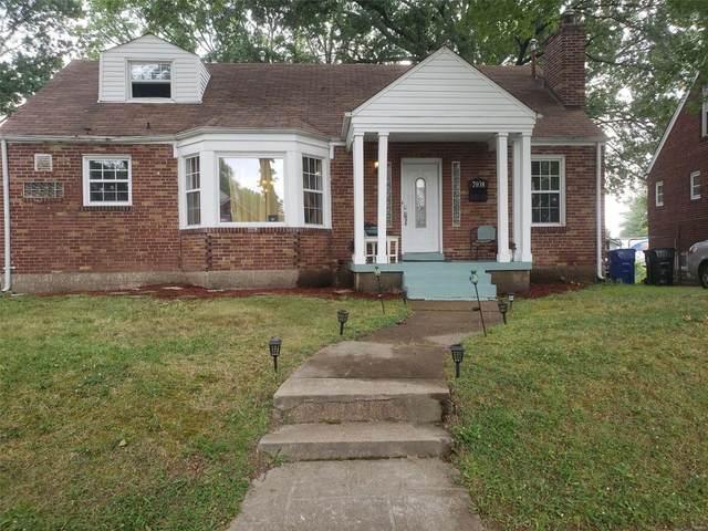 7038 Etzel Ave, University City, MO 63130 (#21076610) :: Finest Homes Network