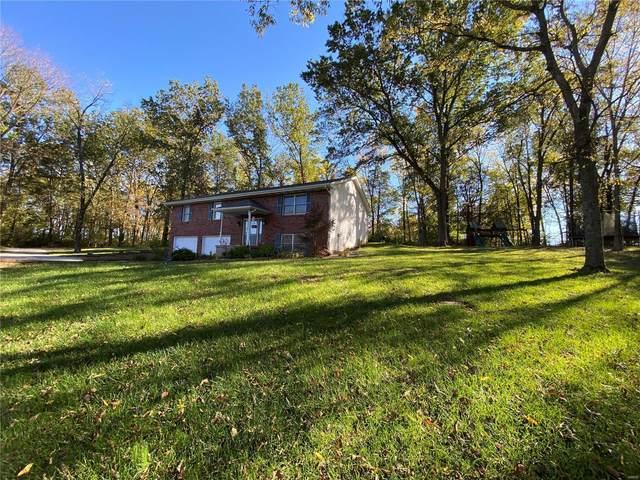 4822 Hilltop Drive, Washington, MO 63090 (#21076639) :: Finest Homes Network
