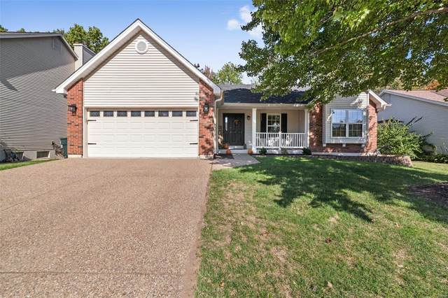 4010 Treeshadow Drive, Saint Peters, MO 63376 (#21076680) :: Century 21 Advantage