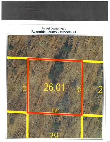 0 Off Highway Hh, Ellington, MO 63638 (#21076684) :: Clarity Street Realty