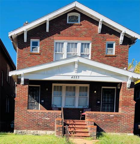 4553 Durant Avenue, St Louis, MO 63115 (#21076773) :: Finest Homes Network