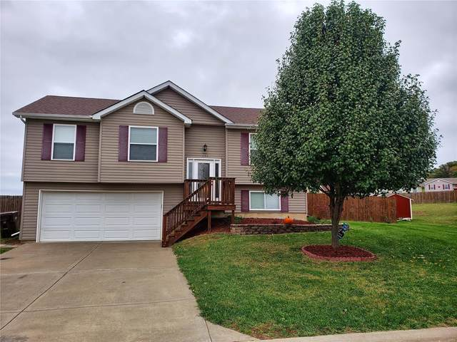 155 Creekside, Winfield, MO 63389 (#21076834) :: Delhougne Realty Group