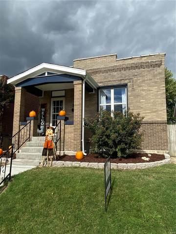 4921 Nagel Avenue, St Louis, MO 63109 (#21076838) :: Innsbrook Properties