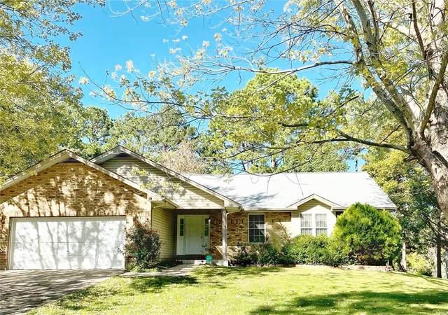 815 S Suncrest, Hillsboro, MO 63050 (#21076839) :: Delhougne Realty Group