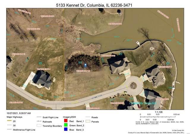 5133 Kennet Drive, Columbia, IL 62236 (#21076889) :: Krista Hartmann Home Team