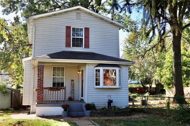 4114 Walsh St., St Louis, MO 63114 (#21076940) :: Innsbrook Properties