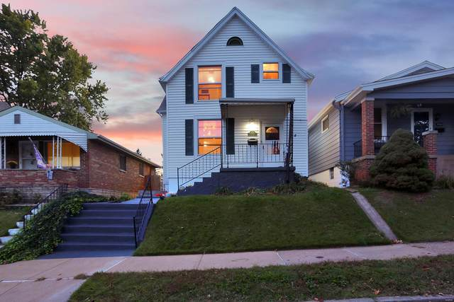 3728 French Avenue, St Louis, MO 63116 (#21076943) :: Innsbrook Properties