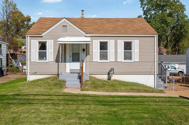 9937 Lackland, St Louis, MO 63114 (#21078088) :: Krista Hartmann Home Team