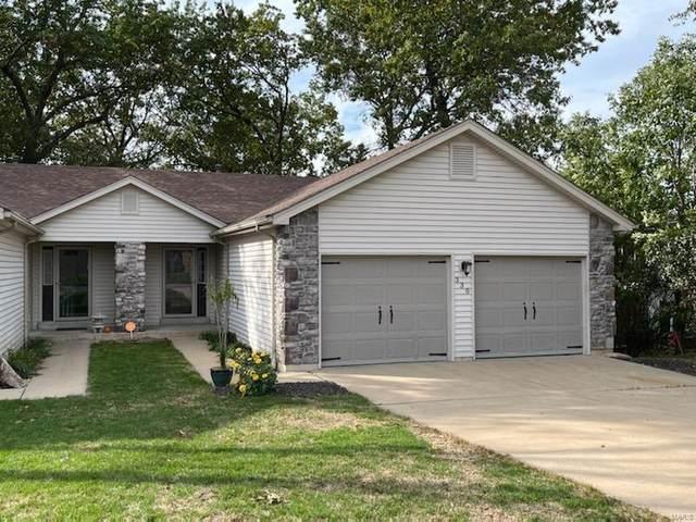 330 Villa Drive, Lake St Louis, MO 63367 (#21078112) :: Krista Hartmann Home Team