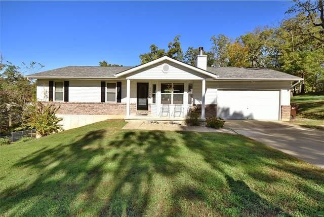 7135 Briarwood Drive, Cedar Hill, MO 63016 (#21078126) :: Krista Hartmann Home Team